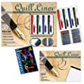 Creative Mark Quill Lines Calligraphy Sets