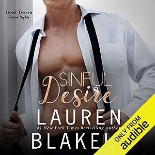 Sinful Desire audiobook cover art
