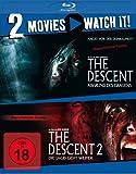 The Descent 1+2 [Alemania] [Blu-ray]