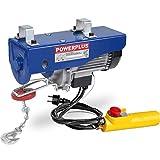 PowerPlus POW901 Polipasto Eléctrico 200/400 Kg 980W