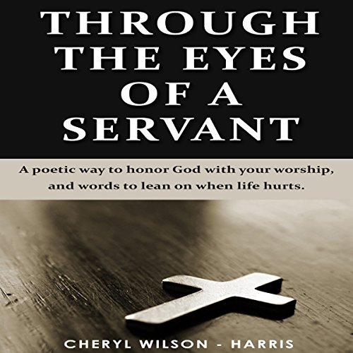 Through The Eyes of a Servant audiobook cover art