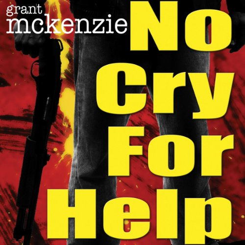 No Cry for Help audiobook cover art