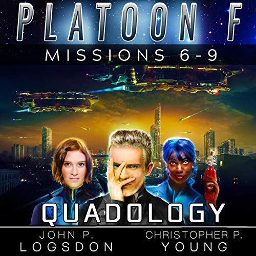 Platoon F: Quadology  By  cover art