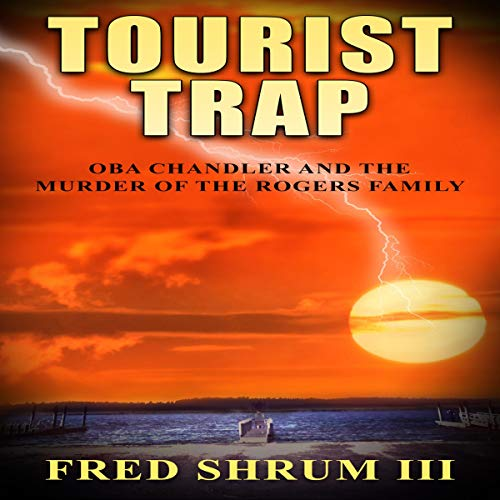 Tourist Trap audiobook cover art