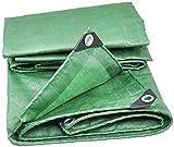 Lona gruesa de tres telas para fuego, impermeable, resistente a altas temperaturas, resistente al fuego, tela ignífuga, tela de fibra de vidrio, lona (tamaño: 3 x 4 m)