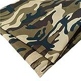 ZAIONE Camouflage Militär Armee bedruckter Stoff von The