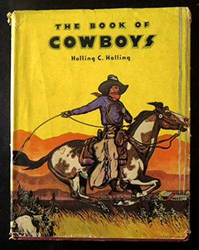 Book of Cowboys 1ST Edition
