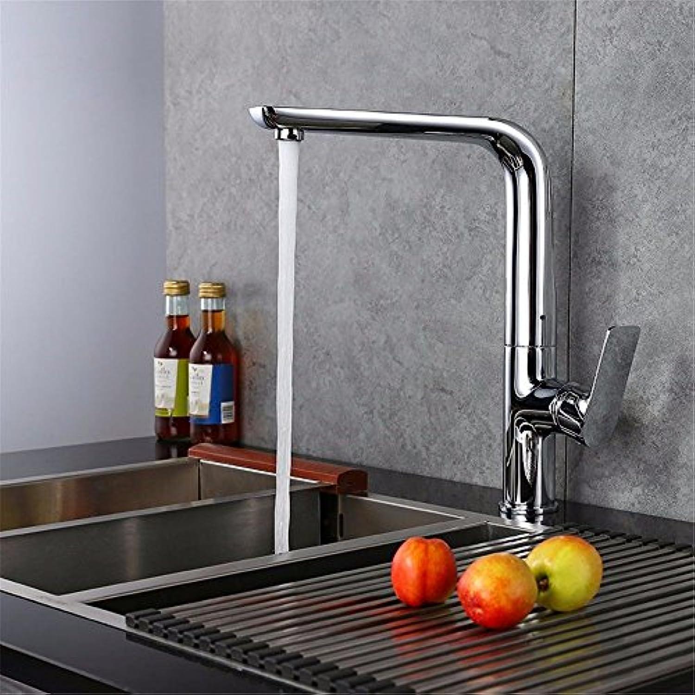 SHLONG Kupfer küchenarmatur drehhahn küche hei und kalt