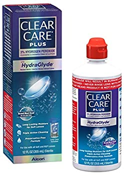 Best contact lens disinfecting solution Reviews