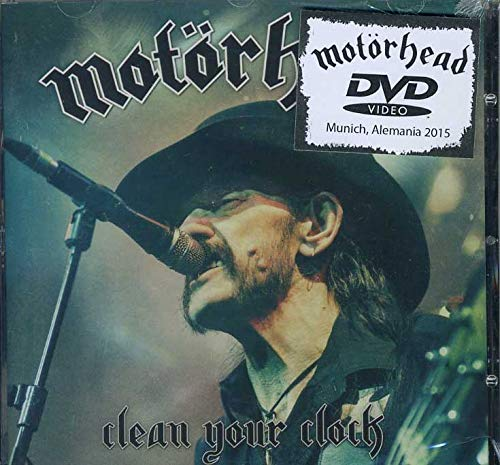 Clean Your Clock:Live at Munic [DVD-AUDIO]