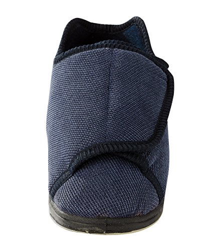 Silvert's Adaptive Clothing & Footwear Womens Extra Extra Wide Slippers