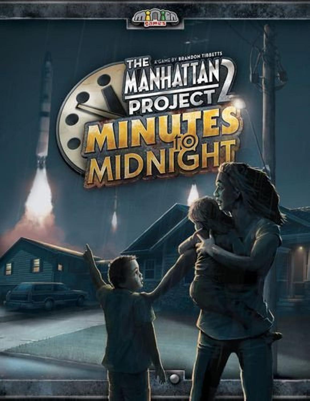 Minion Games MIGMM100 Manhattan Project 2  Minutes to Midnight (Stand Alone), MultiColour