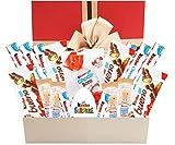 Caja de regalo de chocolate Kinder Variedad Caja de selección de chocolate Cesta de regalo de chocolate de última hora perfecta para todas las ocasiones