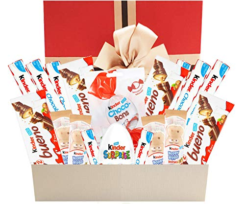 Caja de regalo de chocolate Kinder...
