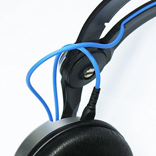 Sqrmekoko Upgrade Audio Cable for Sennheiser HD25 HD25-1 HD25-1 II HD25-C HD25-13 HD 25 Headphones