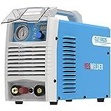 YESWELDER CUT-55DS, 55 Amp High Frequency Non-Touch Pilot Arc Digital Plasma Cutter, DC Inverter 110/230V Dual Voltage Cutting Machine