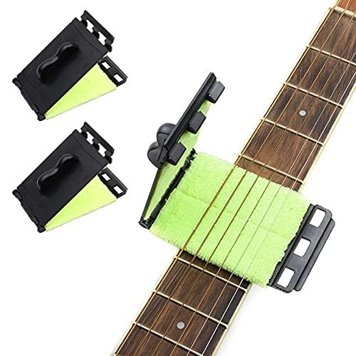 Limpiador De Cuerdas Para Guitarra,Guitarra eléctrica de Cuerdas y Diapasón Limpiador, Instrumentos...