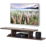 FITUEYES Wall Mounted Wall Mounted Cabinet Floating TV Stand...
