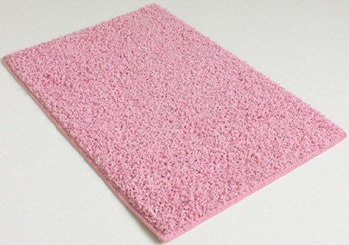 Ballerina Pink - 3'x5' Custom Carpet Area Rug