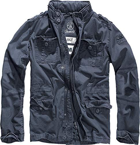 Brandit Britannia Jacke Indigo XL