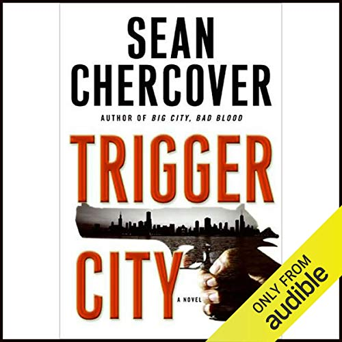Trigger City audiobook cover art