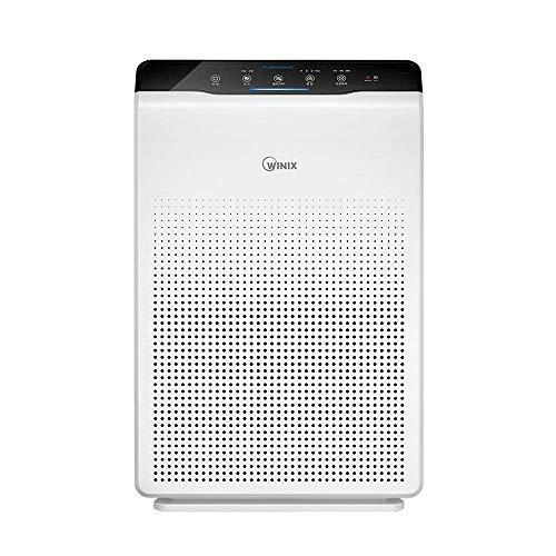 Winix Zero. Purificador de Aire HEPA para Reducir Virus, Bacterias, Alérgenos y Malos olores, con Filtro HEPA (99,97%) y Tecnología PlasmaWave. hasta 99m² y CADR de 390m³/h.