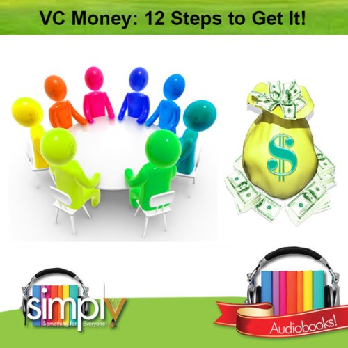 VC Money audiobook cover art
