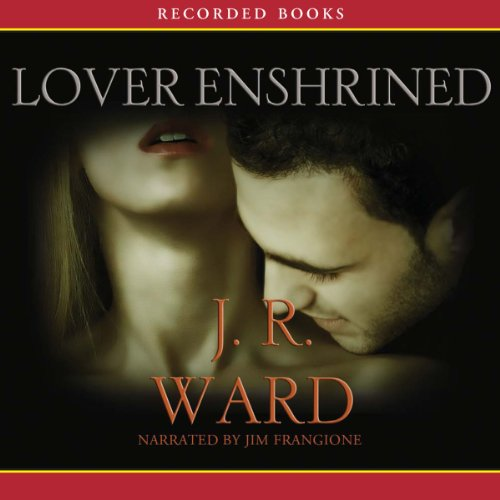 Lover Enshrined audiobook cover art
