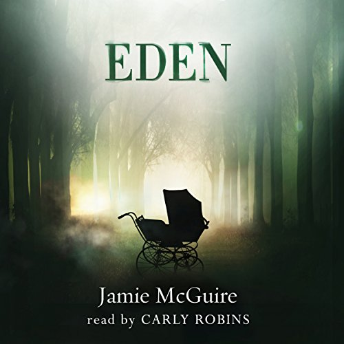 Eden audiobook cover art