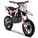 Funbikes MXR 500w Lithium Kids Electric Dirt Bike – Mini Motorbike Scrambler
