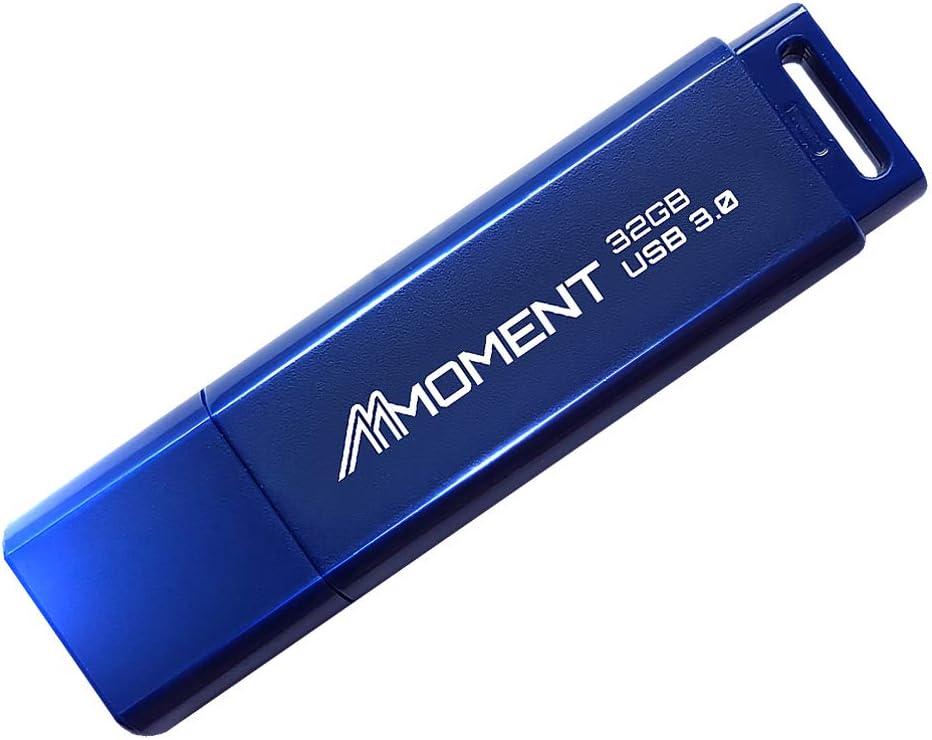 Mmoment MU37 Ranking TOP20 32GB Excellent Single Pack USB Drive Flash 3.0 Thumb f