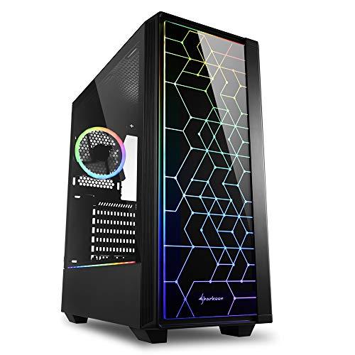 Sharkoon Alloggiamento per componenti del computer RGB