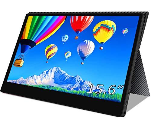cocopar2019最新モバイルモニターニンテンドースイッチ用モニター 1080P USB Type-C / PS4 XBOXゲームモニ...