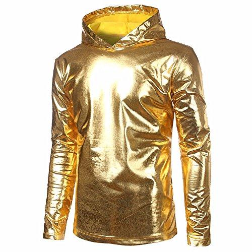Obestseller Jacke Herren, Männer Mode Lederjacke Jungen Coole Leder Jacket Hip Hop Jacken Pullover Sweatshirt Pulli Oberteile Langarmshirts