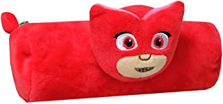 PJ Masks - Portatodo Peluche 3D 22 cm buhita PJ Mask