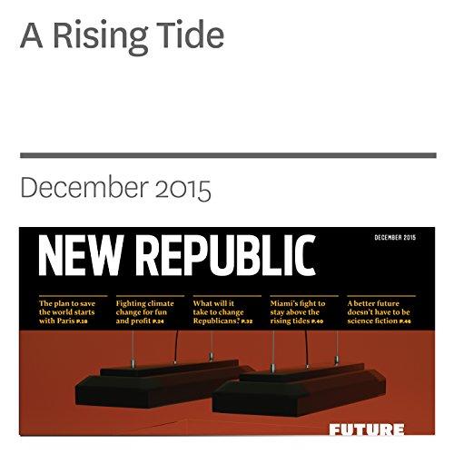 A Rising Tide audiobook cover art