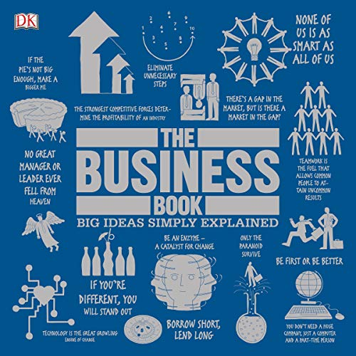 The Business Book  By  cover art