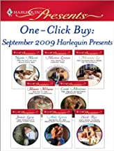 One-Click Buy: September 2009 Harlequin Presents