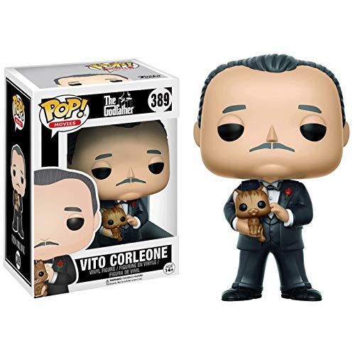 Gogowin Figura chibi de edición limitada de Vito Corleone #389