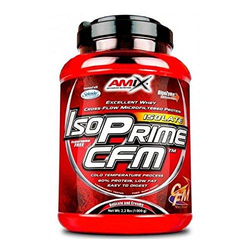 AMIX Isoprime CFM Isolate - 1 Kg Cacahuete-Choco-Caramelo