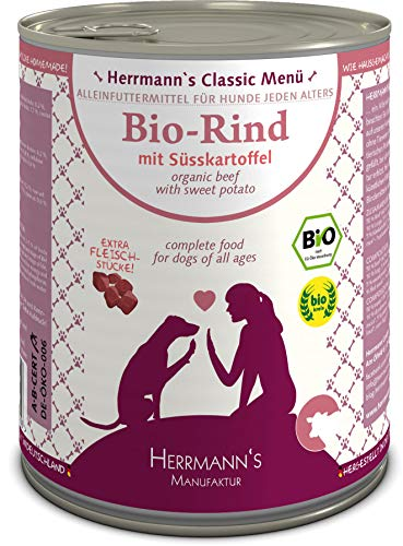 Herrmanns -   Bio Hundefutter