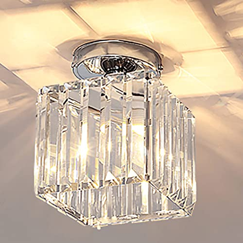 lampadario camera da letto 5 luci Senlinren Plafoniera a LED