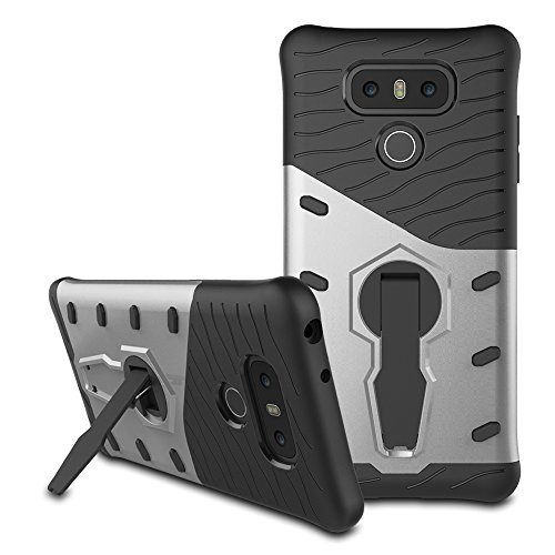 Heavy Duty LG G6 Kickstand Case