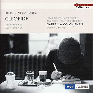 Hasse, J.A.: Cleofide (Opera Scenes and Arias)