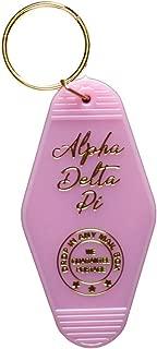 alpha delta pi keychain