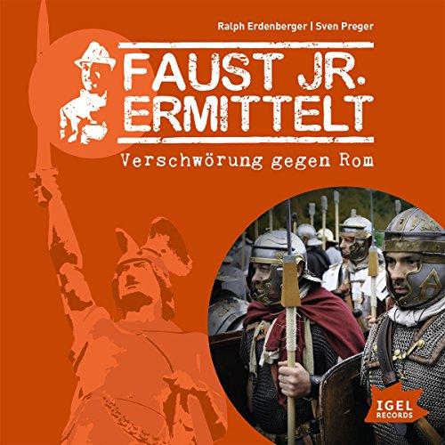 Verschwörung gegen Rom audiobook cover art