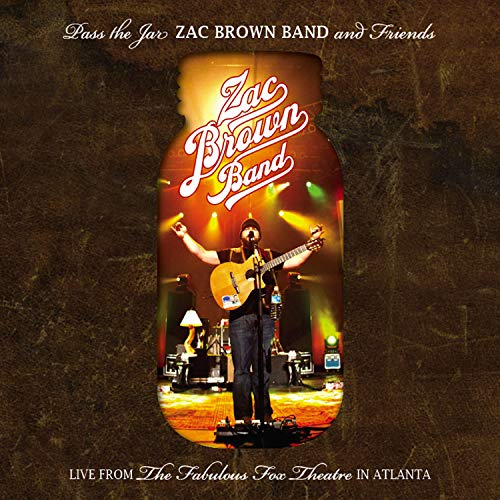 Junkyard (feat. Angie Aparo) [Live] [Pass the Jar - Zac Brown Band and Friends Live from the Fabulous Fox Theatre in Atlanta]