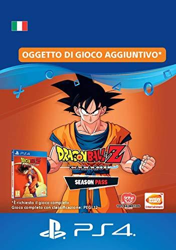 DRAGON BALL Z: KAKAROT | Season Pass | Codice download per PS4 - Account italiano