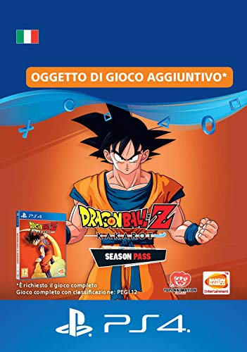 DRAGON BALL Z: KAKAROT | Season Pass | Codice download per PS4 - Account italiano