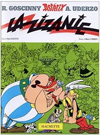 Asterix La Zizanie (French Edition) by Rene Goscinny (1990-06-29)